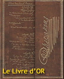 Chambres d\'hôtes - La Croix Saint Jean - Le livre d\'Or